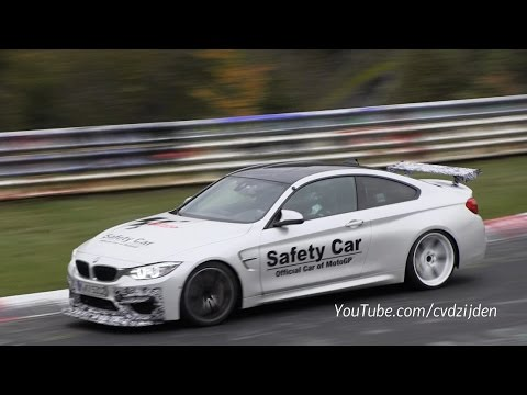 2016 Bmw M4 Gts Testing On The Nurburgring Youtube
