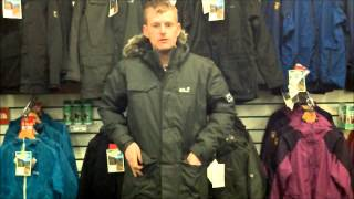 Jack Wolfskin Fairbanks Parka - www.bchcamping.co.uk