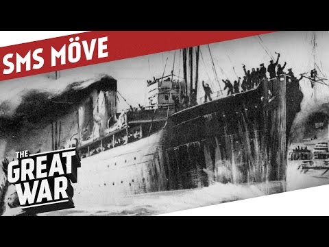 Audacity & Gold Bars - The First Voyage Of The SMS Möve I THE GREAT WAR Special