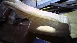 Antonio Vitali  Wooden Pull Toy - A Donkey