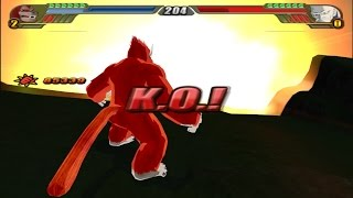 Goku ssj god Great Ape transformation : The Fast Oozaru (Dragon Ball Z tenkaichi 3 Mod)