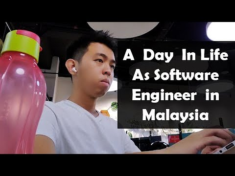 A Day In Life As Software Engineer In Malaysia