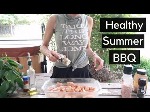 Exactly what a Healthy Summer time BBQ Plate Appears Like