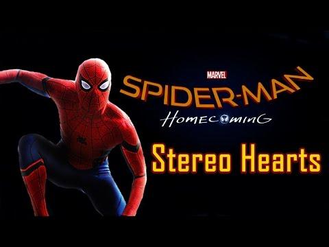 Spider-Man: Homecoming Stereo Hearts