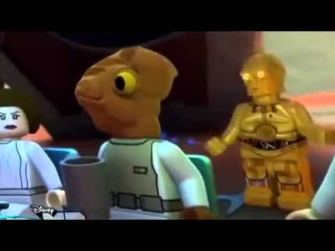 Lego Star Wars The Yoda Chronicles Episode 6 Raid On Coruscan