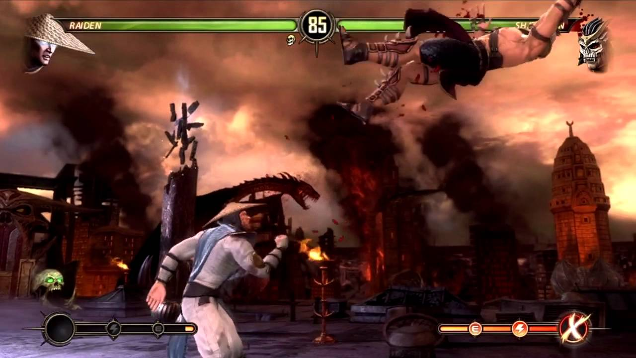 How to Beat the Mortal Kombat vs. DC Universe Story Modes forecast