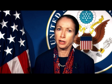 U.S Embassy - International Womens Day: Gender Protection for Peace Support Operations