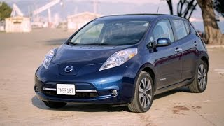 Nissan Leaf: Forget other cars, can it compete with $2 gas? (On Cars, Episode 84)