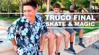 "Truco final ""Skate & Magic"" - Nomad Pad 2.0 by Mathieu Bich"