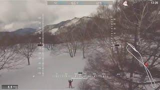 山田牧場タコチコース紹介(P3P-Proドローン空撮 + BG映像)