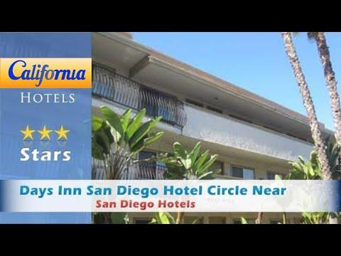Days Inn San Diego Hotel Circle Near SeaWorld, San Diego Hotels - California