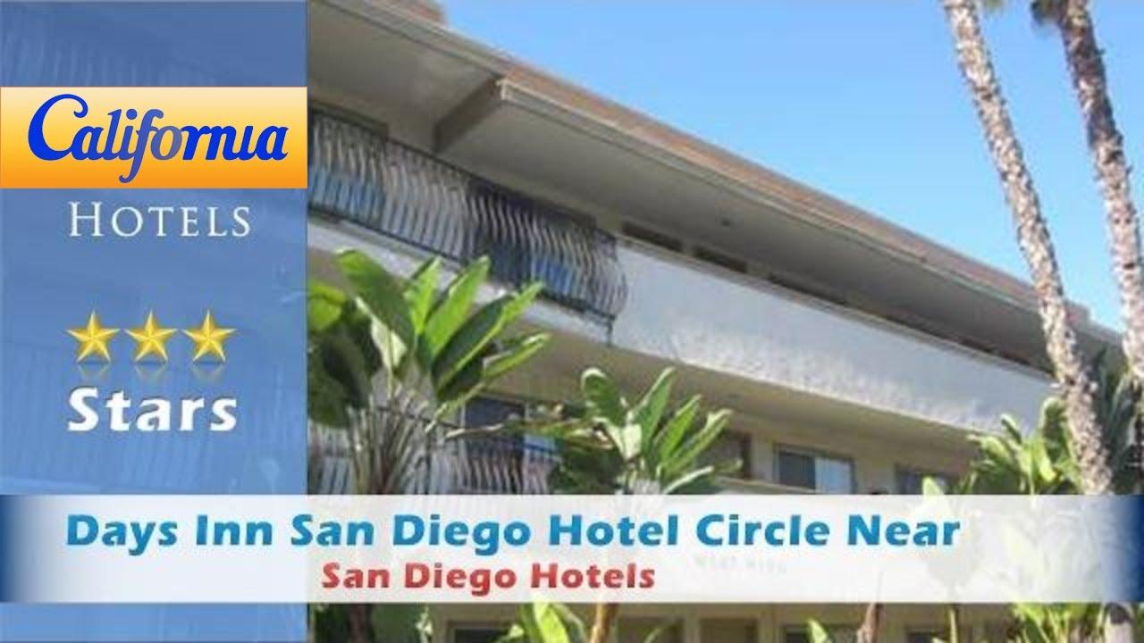 Days Inn San Go Hotel Circle Near Seaworld Hotels California
