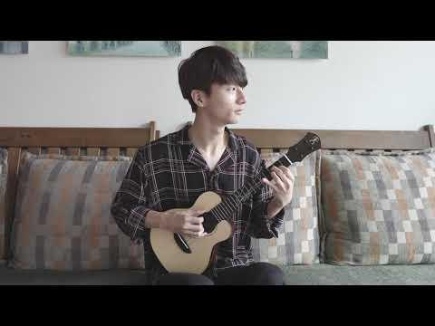 (IU) Autumn Morning 가을아침 - Sungha Jung (Ukulele Version) - วันที่ 16 Oct 2017