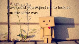 J Rice - Thank You For The Broken Heart With Lyrics mp3.