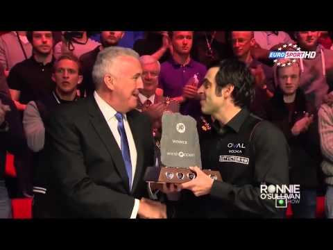 The Ronnie O'Sullivan Show - Ep1 HD