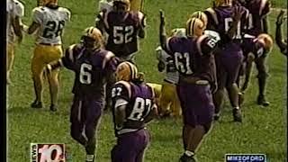 Section V Football 2004