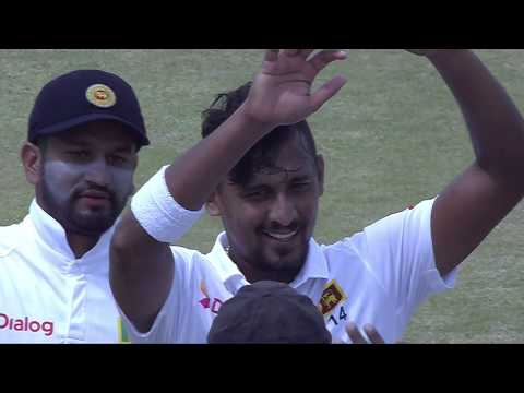 Day 2 | 1st Test, Sri Lanka vs New Zealand at Galle | Highlights
