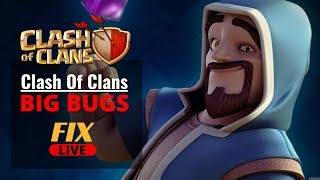 My Clash of Clans LIVE Stream 2018 | COC New Live | Quitable Gamer