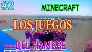 Minecraft PS3 - Juegos del Hambre #2