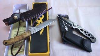 Китайские копии ножей BROWNING и BOKER с Алиэкспресс - ножи Браунинг и Бёкер из Китая(Копию ножа BROWNING можете купить тут http://ali.pub/5cz4p ну а копию ножа BOKER тут http://ali.pub/jnz1w Стоит отметить что оба ножа..., 2016-05-20T08:34:24.000Z)