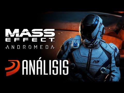 Mass Effect Andromeda - Sometemos a ANÁLISIS el RPG de BioWare