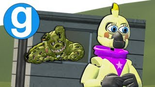 BRAND NEW FNAF GOLDEN ERA PILL PACK FUNNY MOMENTS! Five Nights at Freddy's Gmod For Kids