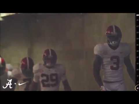 Alabama Crimson Tide 201718 Playoff Hype