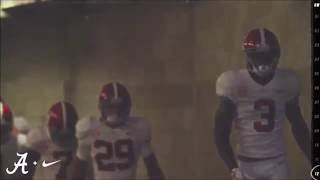 Alabama Crimson Tide 2017-18 Playoff Hype Video
