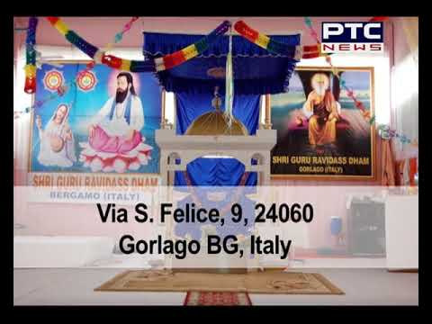 Gurdwaras in Bergamo, Italy Extend Helping Hand to Local Community affected by Lockdown North Italy