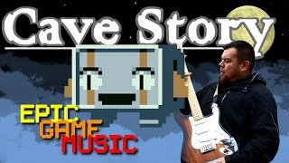 Cave Story Theme Music Video // Epic Game Music