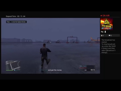 Gta5 capture jobs to make rp and moneyy -_-