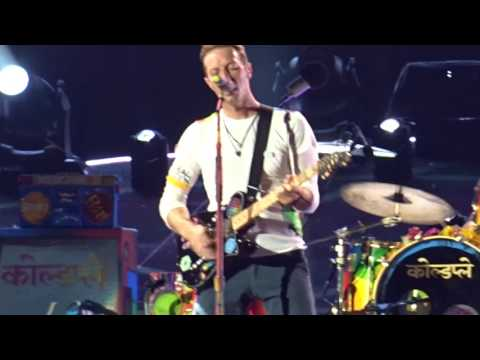 Coldplay Barcelona 2016 - Heroes + Viva la Vida