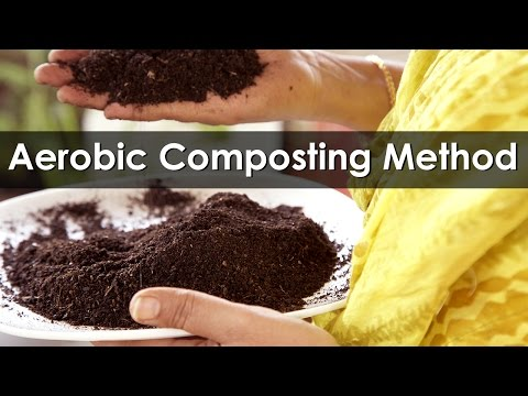 Aerobic Compost - How Does It Work?