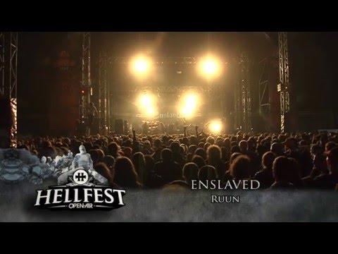 Enslaved - Ruun (Hellfest 2009)