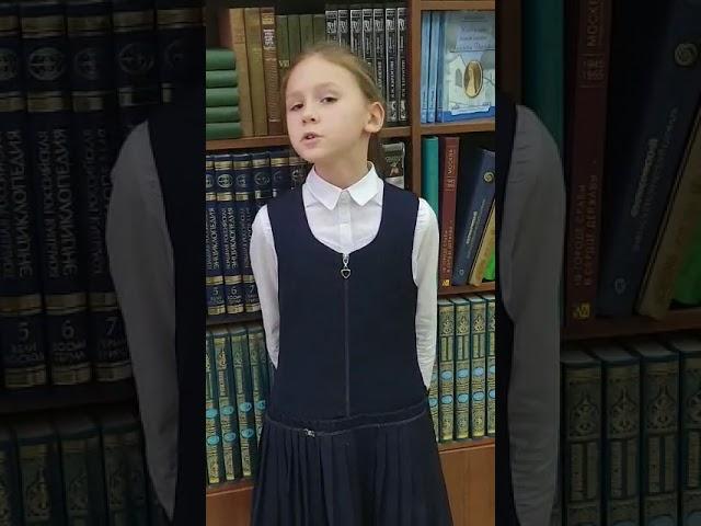 Изображение предпросмотра прочтения – ЕкатеринаСтуденикина читает произведение «Чародейкою Зимою…» Ф.И.Тютчева