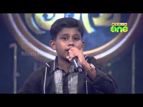 Thenkudam kasthoori - Badusha singing - Mediaone ...