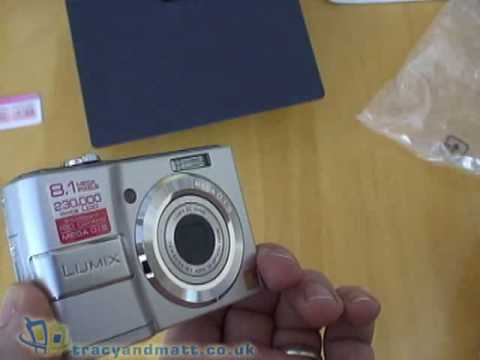 panasonic lumix dmc ls80 unboxed youtube rh youtube com Panasonic DMC ZS8 Manual panasonic dmc-ls80 manuale