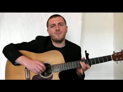 Bloom Fingerstyle Guitar Tutorial The Paper Kites How To Play Drue James