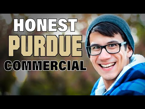 Honest Purdue Commercial