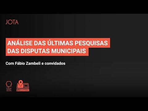 Análise das últimas pesquisas das disputas municipais | GPS Eleitoral | 14/11/20