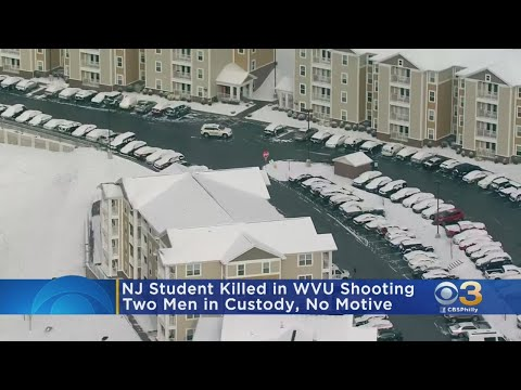New Jersey Man Killed In Shooting At West Virginia University