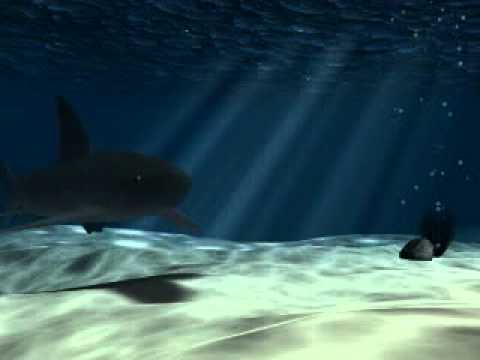 Three Fathoms Deep - 3D Underwater scene animation - YouTube