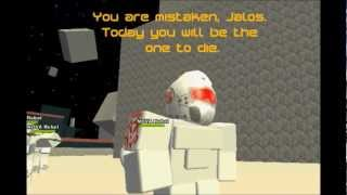 ROBLOX - Star Wars C:A Extra: TOR Ending - Simon VS Jalos