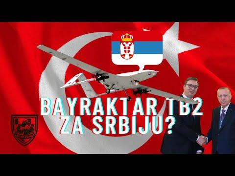 CRO OPS 73 | Analiza | Srbija nabavlja bespilotne letjelice Bayraktar TB2 for Serbia? | Analysis