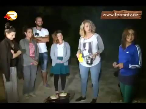 Roza Zergerli Ferma Realiti Şouda Kanal S (Tam Veriliş) 15.09.2015