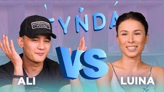 Tynda: Али Окапов vs Луина