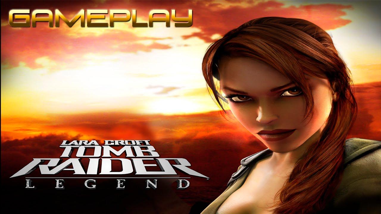 Tomb Raider Legend Psp Gameplay Review Somos Lara Croft