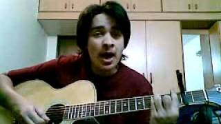 "How to play "" My Love "" by "" Westlife "" on acoustic guitar"
