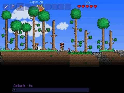 Single player command terraria - YouTube