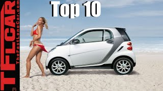 Top 10 Cars That Do NOT Attract The Opposite Sex